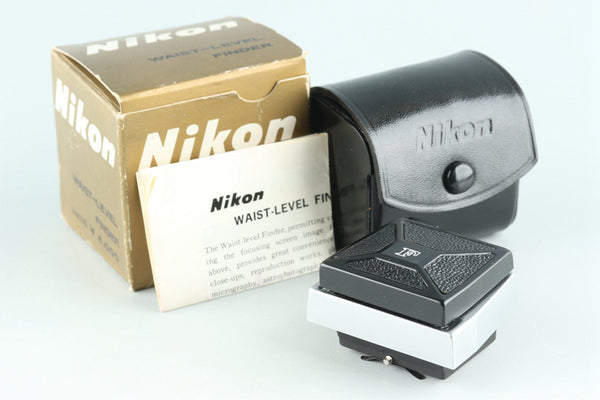 Nikon Waist Level Finder With Box #27248