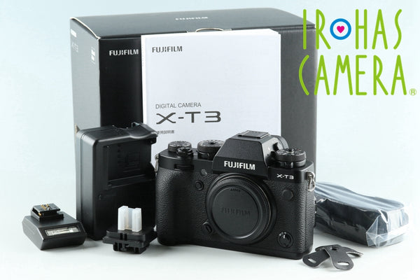 Fujifilm X-T3 Mirrorless Digital Camera With Box #27270