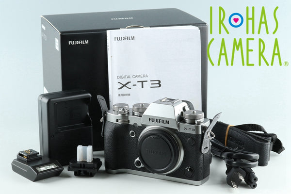 Fujifilm X-T3 Mirrorless Digital Camera With Box #27274