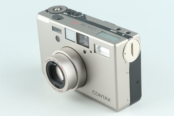 Contax T3 35mm Point & Shoot Film Camera #27288D2