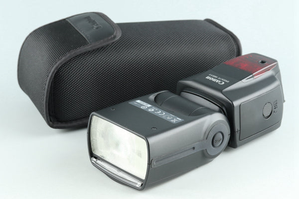 Canon Speedlite 580EX II Shoe Mount Flash #27302H3