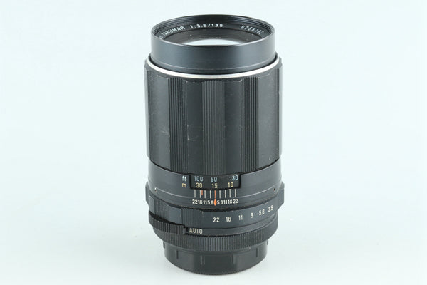 Asahi Pentax SMC Takumar 135mm F/3.5 Lens for M42 Mount #27304H3