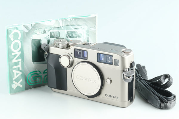 Contax G2 35mm Rangefinder Film Camera #27337D3
