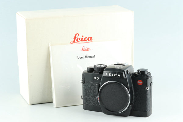 Leica R7 Partner-Aktion Deutschland 1996 Model 35mm SLR Film Camera #27370