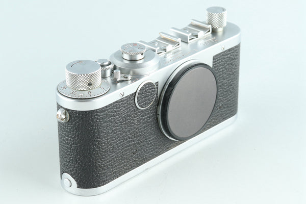 Leica Leitz Ic 35mm Film Camera #27379D1