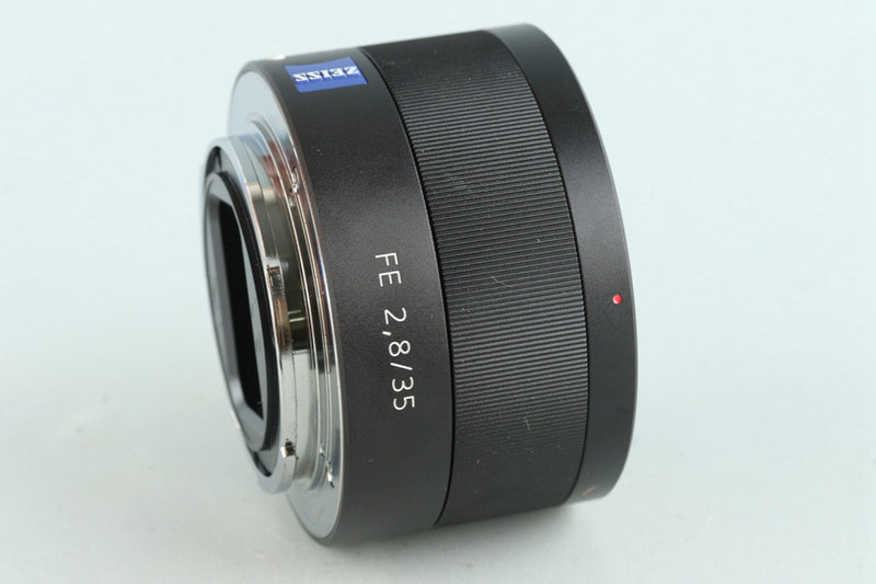 Sony Zeiss Sonnar T* FE 35mm F/2.8 ZA Lens for Sony E With Box #27381