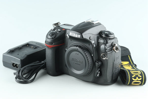 Nikon D300 Digital SLR Camera *Shutter Count 86398* #27415E5