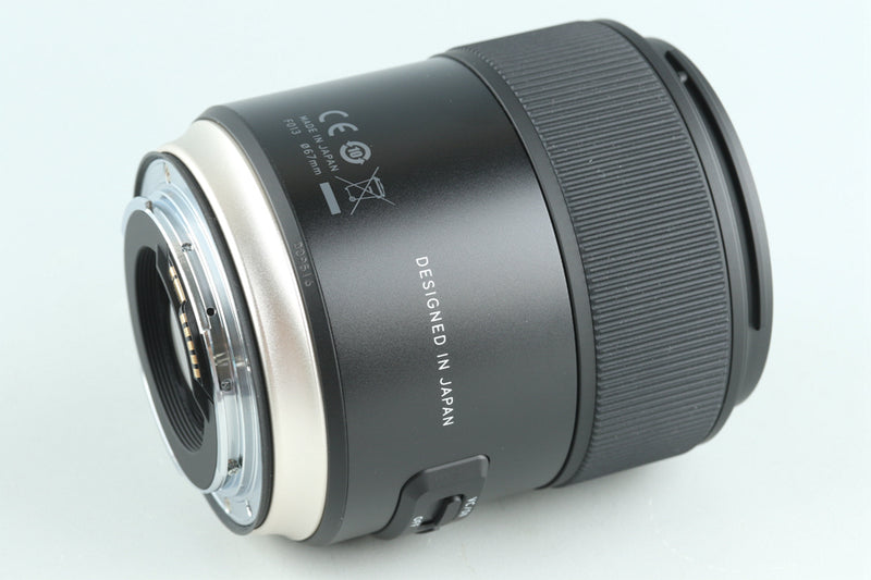 Tamron SP 45mm F/1.8 Di VC USD Lens for Canon With Box #27463