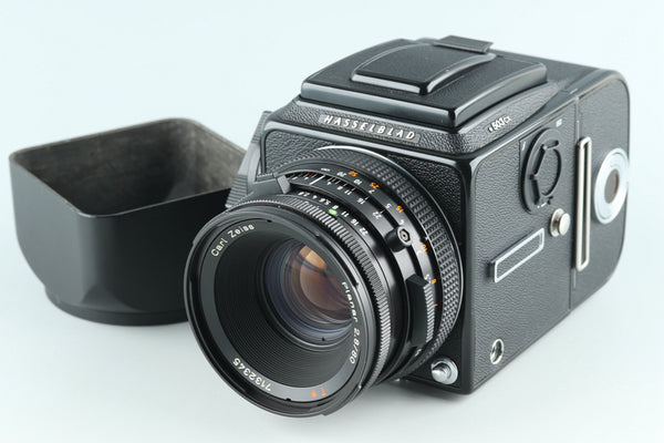 Hasselblad 503CX Medium Format SLR Film Camera + 80mm F/2.8 CF Lens #27541E6