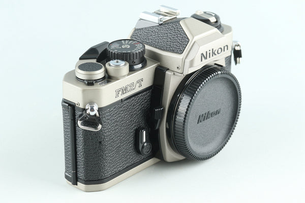 Nikon FM2/T 35mm SLR Film Camera #27545D3