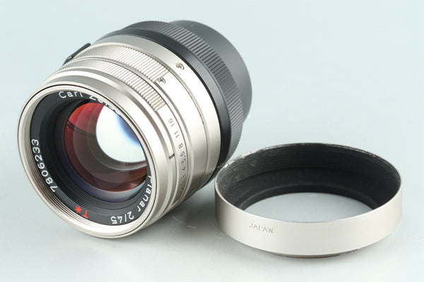 Contax Carl Zeiss Planar T* 45mm F/2 Lens for G1/G2 #27551A1