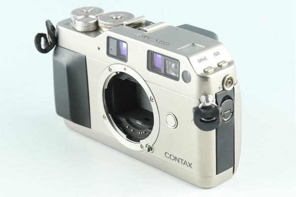 Contax G1 35mm Rangefinder Film Camera #27553D3