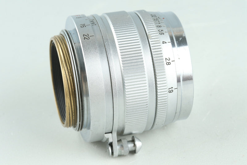 Konishiroku Hexanon 50mm F/1.9 Lens for Leica L39 #27563C2