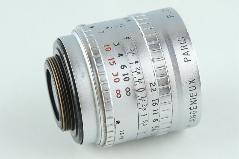 P.Angenieux Paris 25mm F/0.95 Type M1 Lens for C Mount #27587C1