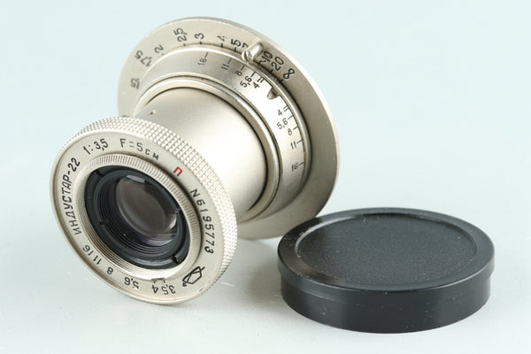 Industar-22 50mm F/3.5 Lens for Leica L39 #27623C1