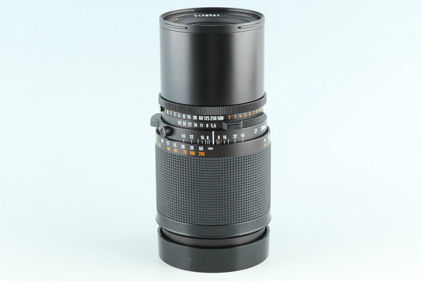 Hasselblad Carl Zeiss Sonnar T* 250mm F/5.6 CF Lens #27658C2