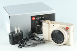 Leica C-LUX Digital Camera With Box #27685