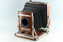 Deardorff 8x10 Wood Field Large Format Film Camera #27695G1