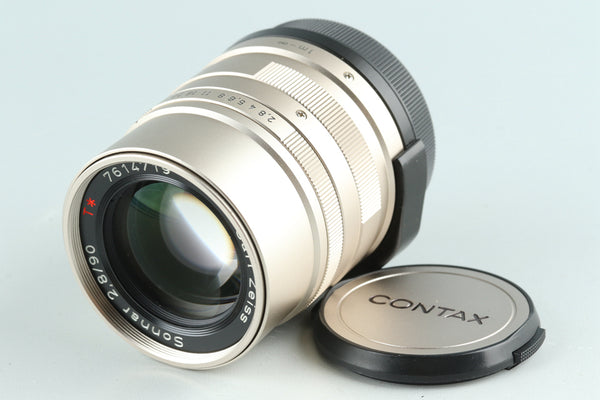 Contax Carl Zeiss Sonnar T* 90mm F/2.8 Lens for G1/G2 #27731A1