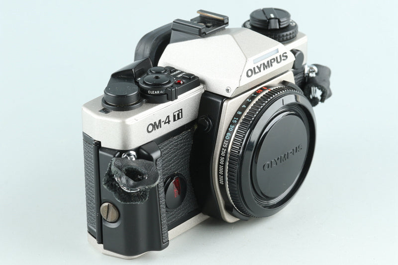 Olympus OM-4 Ti 35mm SLR Film Camera #27746D1