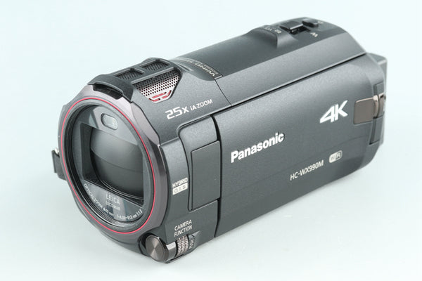 Panasonic HC-WX990M 4K Digital Video Camera #27822E2