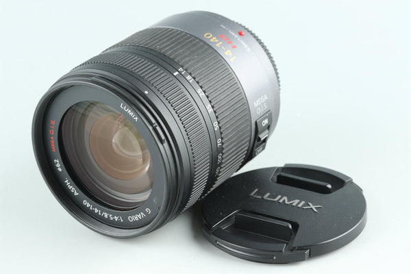 Panasonic Lumix G Vario 14-140mm F/4-5.8 ASPH. Lens for M4/3 #27843G2