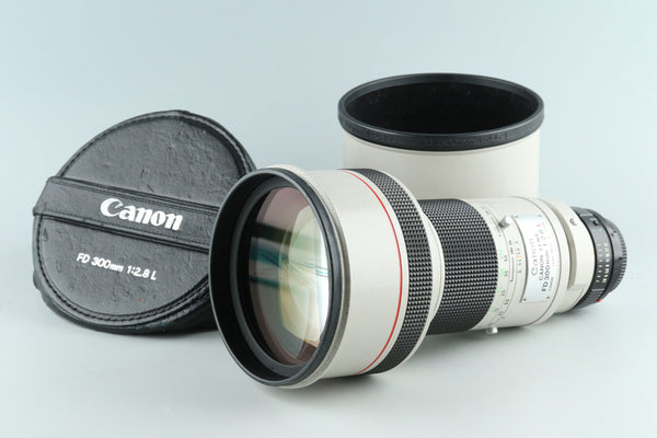 Canon FD 300mm F2.8 L Lens for FD #27911H23