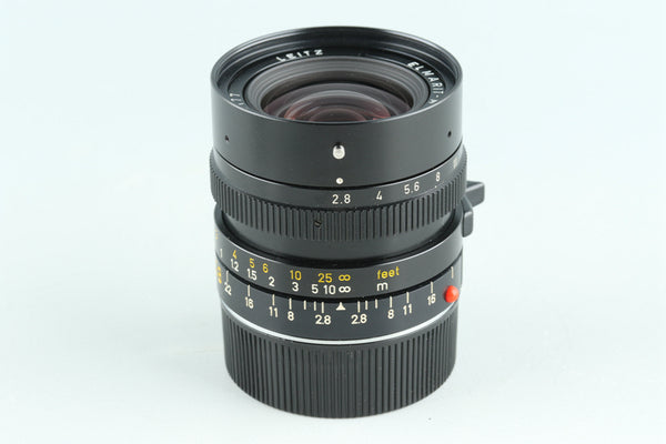 Leica Elmarit-M 28mm F/2.8  Lens for Leica M #27984C1