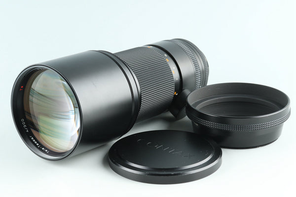 Contax Carl Zeiss Tele-Tessar T* 300mm F/4 MMJ Lens for CY Mount #27991H11