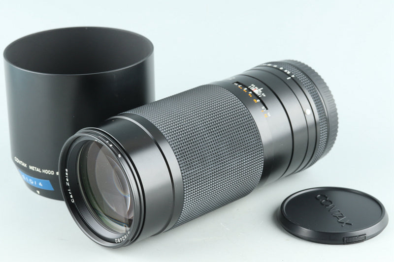 Contax Carl Zeiss Sonnar T* 210mm F/4 Lens for Contax 645 #27997G22