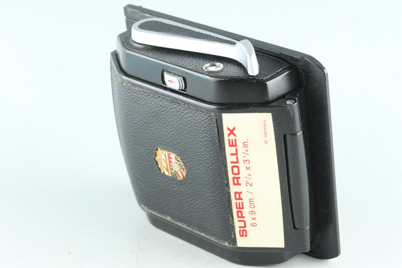 Linhof Super Rollex 6x9cm Film Back #28035H