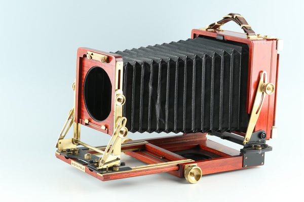 Wista 45 4x5  Field Wood Large Format Film Camera #28036E6