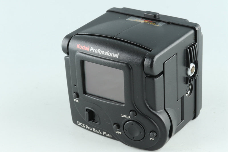 Kodak Digital dcs pro back plus for Hasselblad v #28052E5