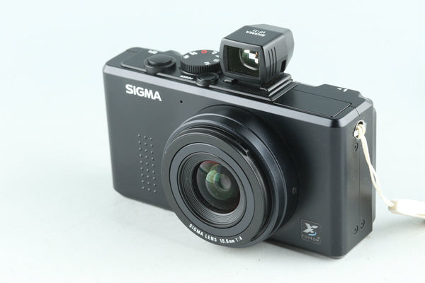 SIGMA  DP1 Digital Camer + VF-11 #28068E4