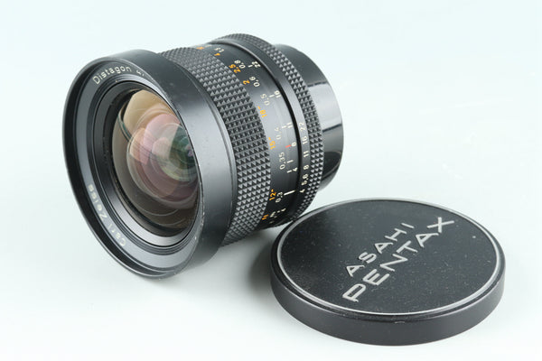 Contax Carl Zeiss Distagon T* 18mm F/4 AEG Lens for CY Mount #28121A2