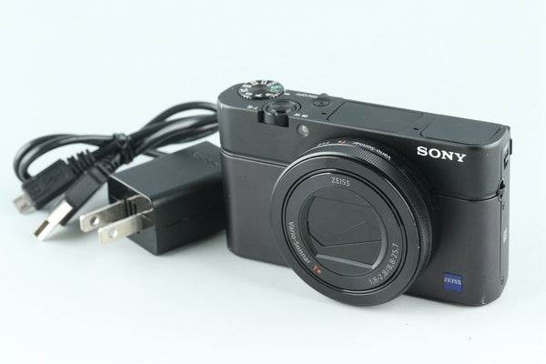 Sony Cyber-Shot DSC-RX100M3 Digital Camera *Japanese Language Only* #28143E5
