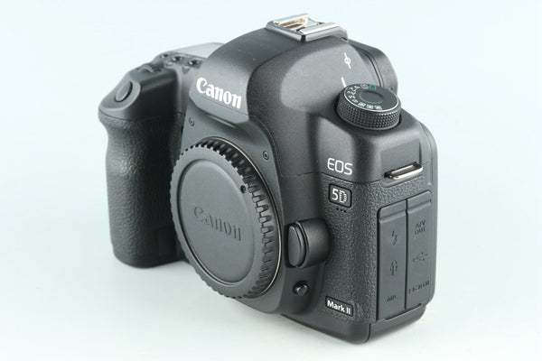 Canon EOS 5D Mark II Digital SLR Camera *Shutter Count 60996* #28178E4
