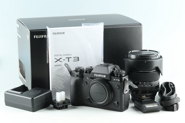 Fujifilm X-T3 + 16-80mm F/4 Lens With Box #28179