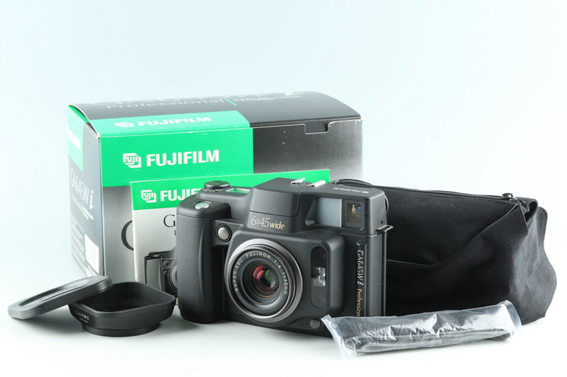 Fujifilm GA645Wi Medium Format Rangefinder Film Camera With Box #28217L6