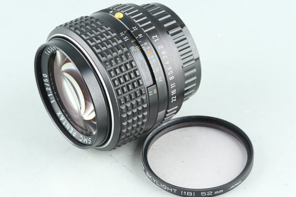 SMC Pentax 50mm F/1.2 Lens for K Mount #28222C3