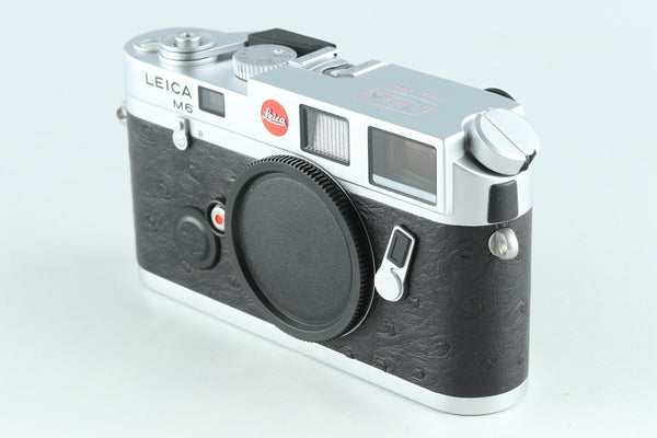 Leica M6 LHSA 25th Anniversary Model 35mm Rangefinder Film Camera #28250D1