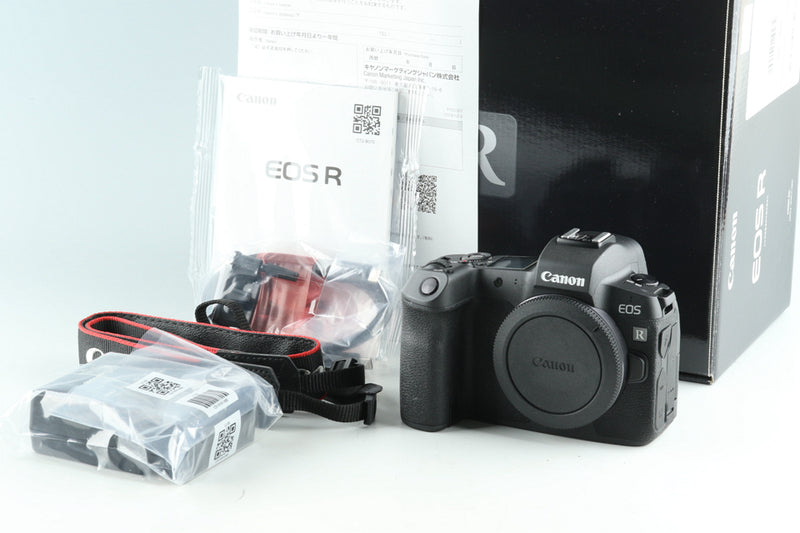 Canon EOS R Mirrorless Digital Camera With Box #28262L3