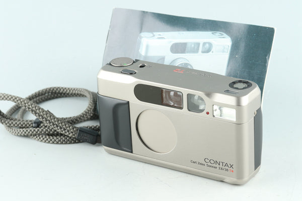 Contax T2 35mm Point & Shoot Film Camera #28300D4