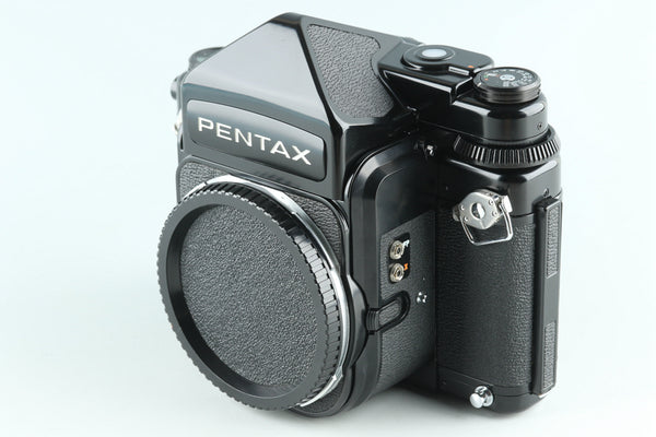 Pentax 67 TTL Medium Format SLR Film Camera #28320E1