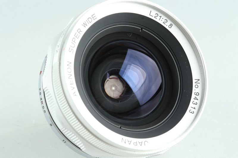 Avenon L 21mm F/2.8 Lens for Leica L39 #28343C1