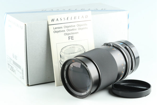 Hasselblad Carl Zeiss Tele-Tessar T* 250mm F/4 FE Lens With Box #28361F1