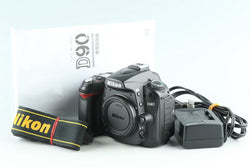Nikon D90 Digital SLR Camera *Shutter Count 10553* #28366E6