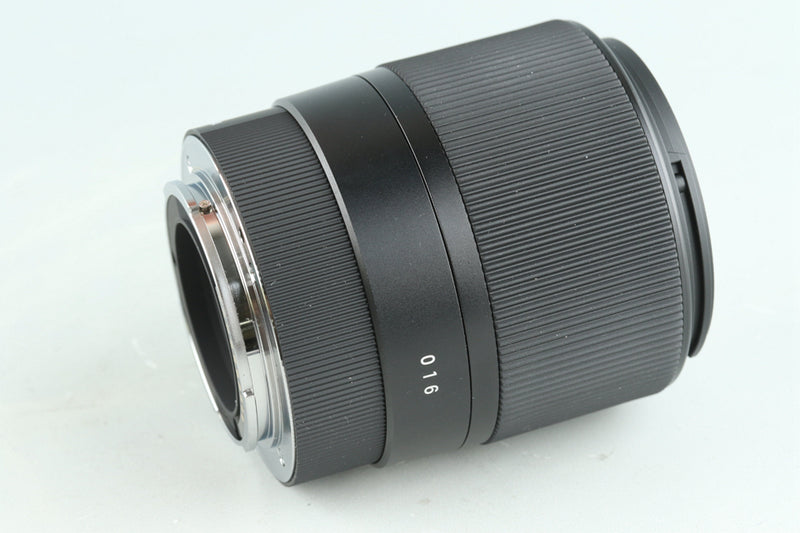 Sigma C 30mm F/1.4 DC DN Lens for Sony E With Box #28386L9