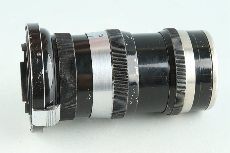 Carl Zeiss Jena Sonnar 135mm F/4 Lens for Contax RF #28425C2