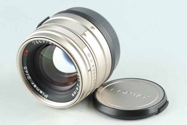 Contax Carl Zeiss Planar T* 45mm F/2 Lens for G1/G2 #28488A1